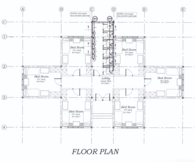 floor plan home phase 1